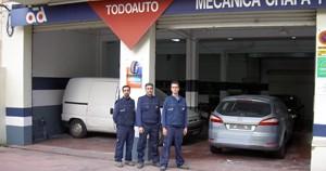 Red de Talleres en Mallorca: Autotaller Todo Auto_300x187